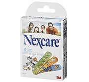 3M Nexcare Sensitive Design Kids