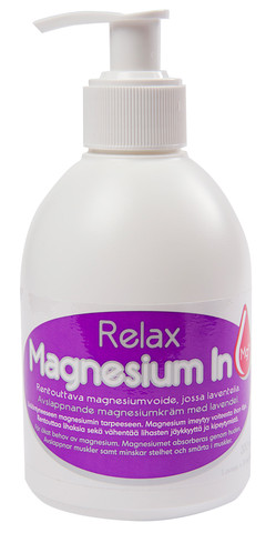 MAGNESIUM In Relax voide 300 ml