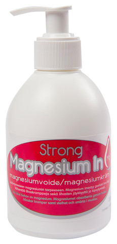 MAGNESIUM In Strong voide