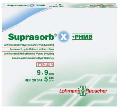 Surpasorb X + PHMB