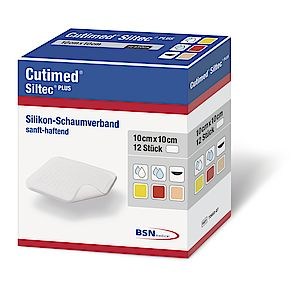 Cutimed Siltec Plus
